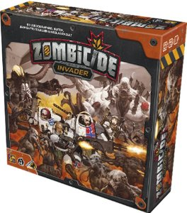 Zombicide Invader + Portas em 3D de Brinde