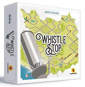 Whistle Stop Grátis 2 Cartelas de Promos