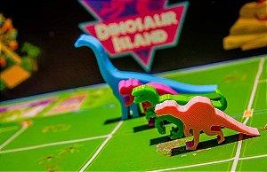 68 Miniaturas para Ilha dos Dinossauros