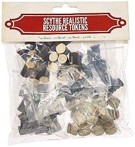 Scythe - Kit de Recursos Realistas
