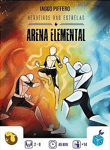 Herdeiros das Estrelas : Arena Elemental