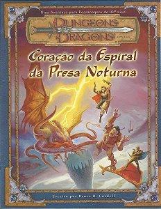 Dungeons & Dragons - Coração da Espiral da Presa Noturna