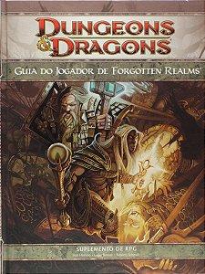 Dungeons & Dragons - Guia Do Jogador De Forgotten Realms