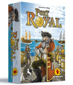 "Port Royal + Kit Cartas Promocionais ""O Jogador"""