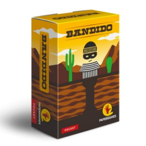 """Bandido + Cartas Promos """"Missão Impossível"""""""