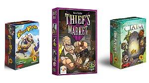 Combo: Thiefs Market + Claim + Brave Rats