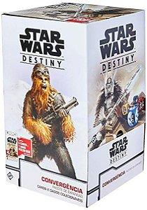 Star Wars Destiny - Convergência (Caixa de Booster)