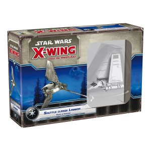 Star Wars X-Wing Shuttle Classe Lambda
