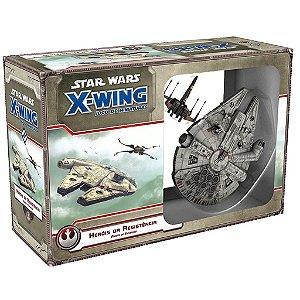 star Wars X-Wing Heróis da Resistência