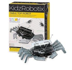 Robô Caranguejo- Brinquedo Educativo