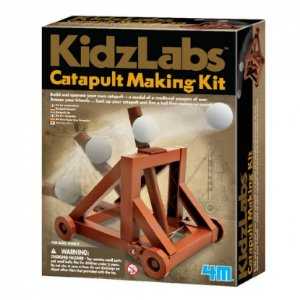Kit Catapulta- Brinquedo Educativo