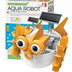 Acqua Robot- Brinquedo Educativo
