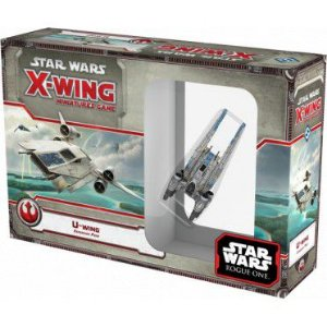 Star Wars X-Wing U-Wing