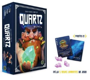Quartz + Promo + Sleeves