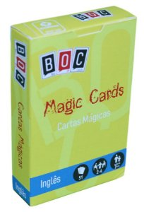 Magic Cards - Cartas Mágicas