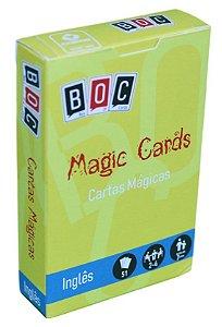 Magic Cards - Cartas Mágicas