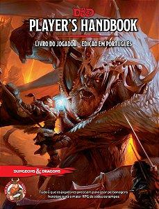 Dungeons & Dragons - O Livro do Jogador