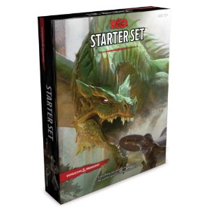 Dungeons & Dragons - Starter Set - Kit Introdutório
