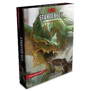 Dungeons & Dragons - Starter Set - Kit Introdutório