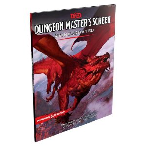 Dungeons & Dragons - Dungeon Master's Screen - Escudo do Mestre