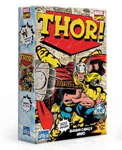 Thor! Quebra-Cabeça Nano - 500 Peças