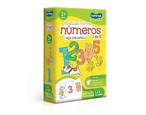 Descobrindo os Números 1 a 5