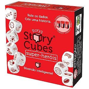 Story Cubes Super-Heróis