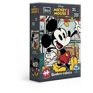 Mickey - 500 peças - Série Mickey Mouse Nano