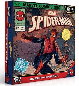 Spider-man - Quebra-cabeça - 500 peças