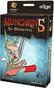 Munchkin 5 In-Domável - Expansão