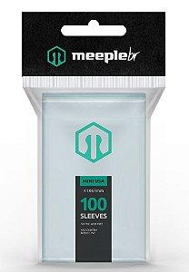 Sleeves MeepleBR Mini USA 41 x 63 mm