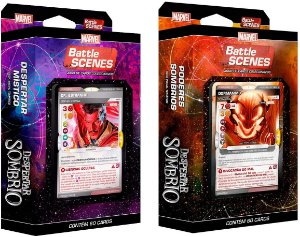 2 Decks Marvel Battle Scenes - Despertar Sombrio - Dr. Estranho e Dormammu