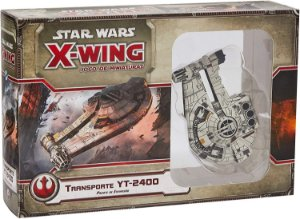 Star Wars X-Wing Transporte YT-2400