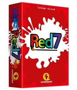 Red 7 + Sleeves Grátis
