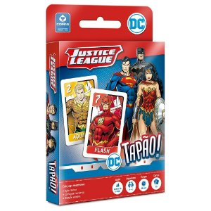 Liga da Justiça - Tapão!