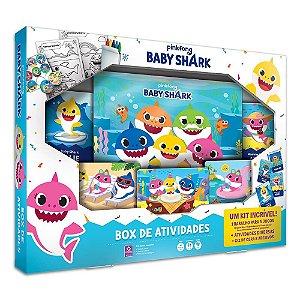 Baby Shark - Box de Atividades