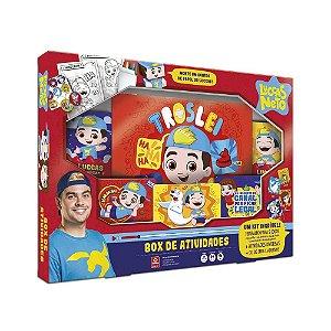 Lucas Neto - Box de Atividades