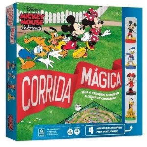 Mickey Mouse & Friends - Corrida Mágica