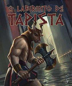 O Labirinto de Tapista - Livro Jogo - Grátis 2 Dados D6