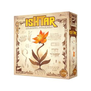 Ishtar- Grátis Promo Foil