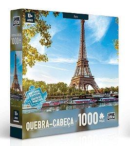 Quebra-cabeça 1000 peças - Paris