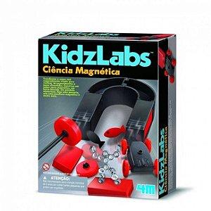 Ciência Magnética - KidzLabs