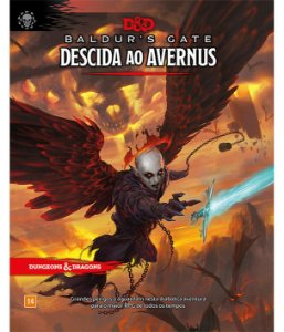 Dungeons & Dragons - Baldur's Gate Descida ao Avernus
