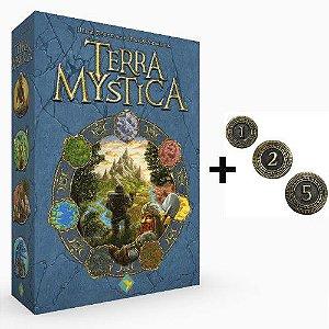 Terra Mystica + Moedas de Metal