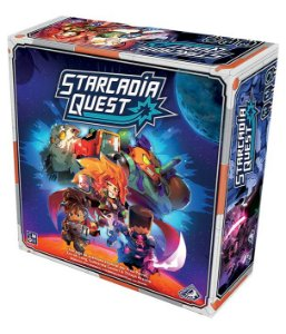 Starcadia Quest + Sleeves Grátis