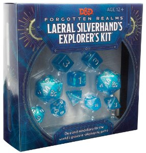 Dungeons & Dragons - Forgotten Realms Laeral Silverhand's Explorers Kit