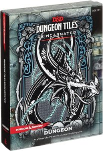 D&D - Dungeon Tiles Reincarnated - The Dungeon