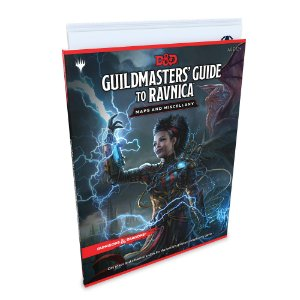 Dungeons & Dragons - Guildmasters' Guide to Ravnica Map Pack