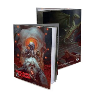 Dungeons & Dragons - Character Folio - Mad Mage
