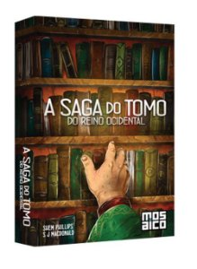 A Saga do Tomo do Reino Ocidental - Expansão